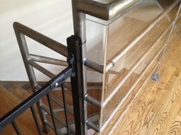 Charmant Formed Plexiglass For Railings